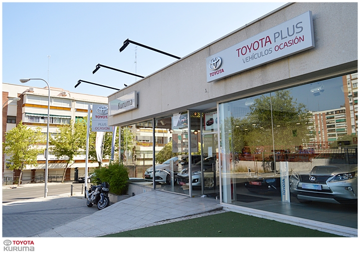 Toyota Yaris, Auris, Avensis, Land Rover, Aygo, hibridos gasolina y diésel